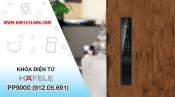 Hướng dẫn lắp đặt khóa điện tử Hafele Smart Lock PP9000