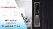 Hướng dẫn sử dụng Khóa điện tử Hafele EL9500 TCS
