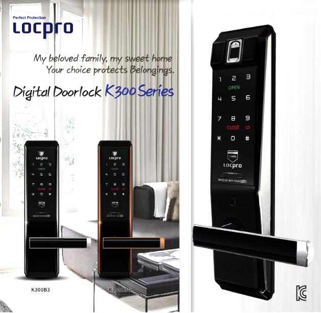 Locpro K300F